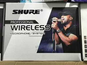 Shure Wireless Microphone | Audio & Music Equipment for sale in Central Region, Kampala