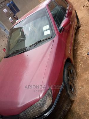 Peugeot 301 2001 Red   Cars for sale in Central Region, Kampala