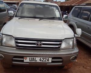 Toyota Land Cruiser Prado 1996 3.0 TD White   Cars for sale in Central Region, Kampala
