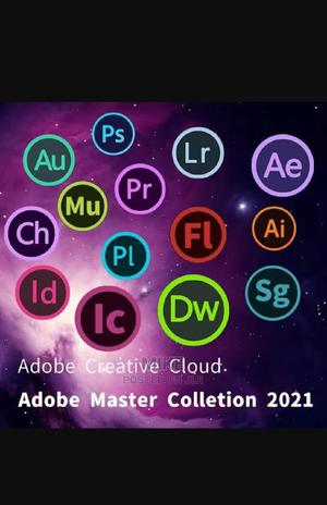 Adobe CC 2021 Collection for Mac | Software for sale in Central Region, Kampala