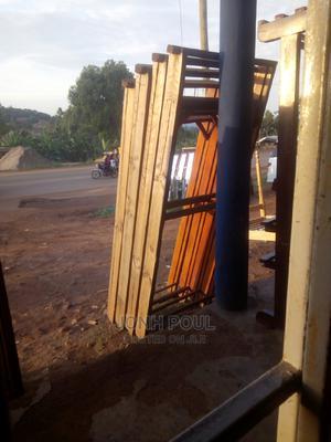 Doors and Door Frames Made From the Best Tree Spicies   Doors for sale in Central Region, Wakiso