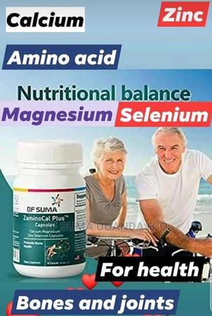 Zaminocal Capsules for Calcium, Zinc, Iron, and Selenium | Vitamins & Supplements for sale in Central Region, Kampala