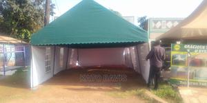 Green/ White Tent 100 Seater   Camping Gear for sale in Central Region, Kampala