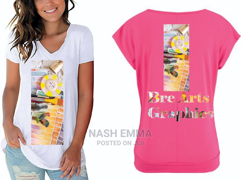 New Ladies Tops T-Shirts