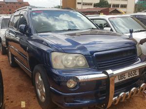 Toyota Kluger 2003 Blue | Cars for sale in Central Region, Kampala