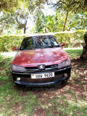 Peugeot 306 1999 Red   Cars for sale in Central Region, Kampala