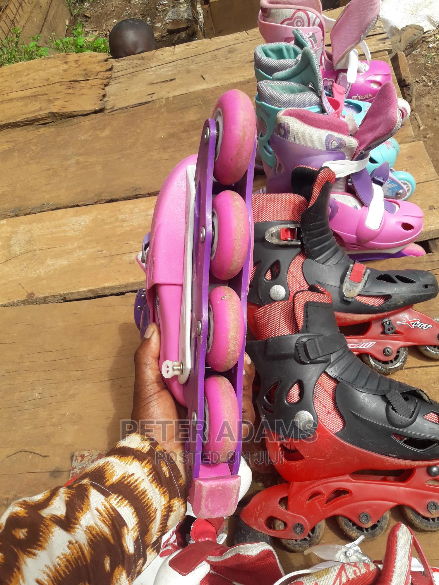 Skate Roller Blades