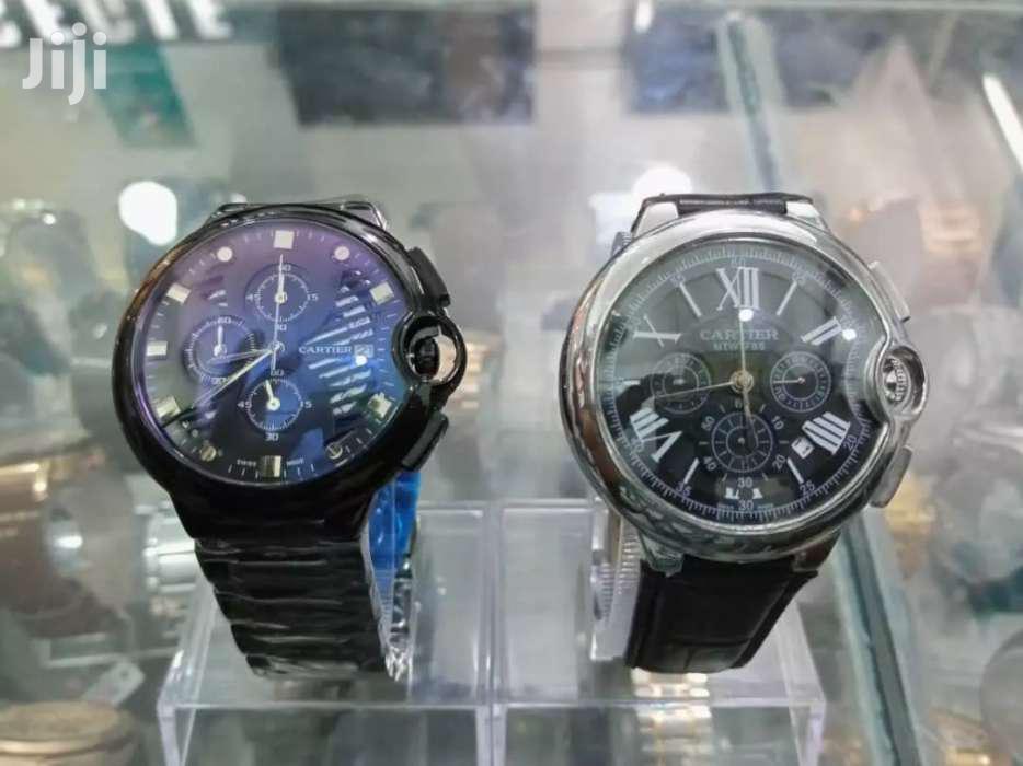 Cartier Elegant Hand Watch