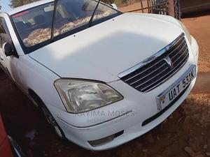 Toyota Premio 2003 White   Cars for sale in Central Region, Kampala