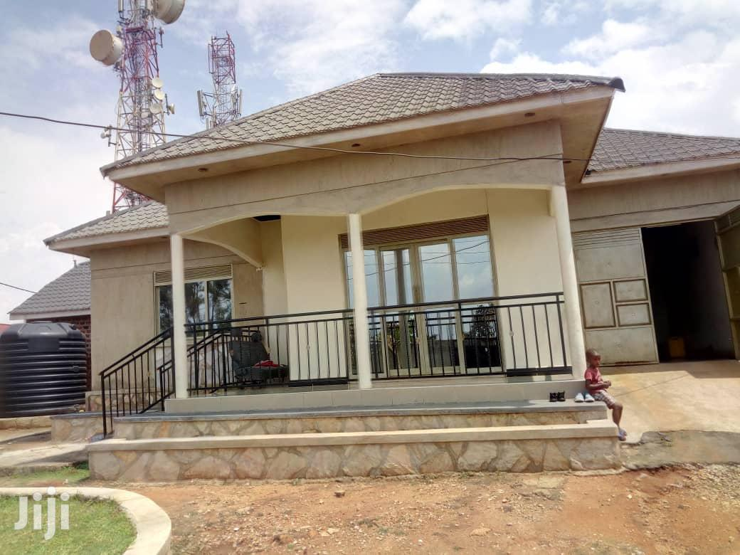 On Sale::3bedrooms,3bathrooms,Seated On 15decimals In Kawempe