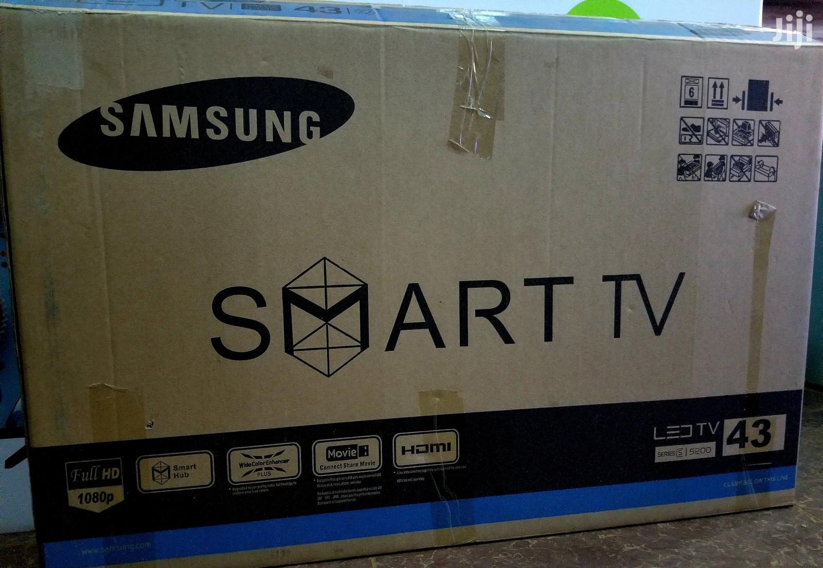 Samsung Smart UHD 4k TV 43 Inches