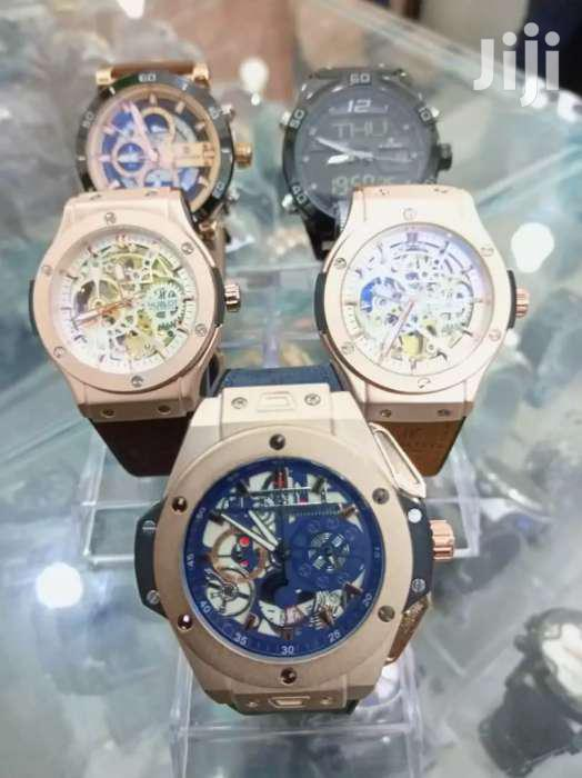 Hublot Geneve Hand Watch | Watches for sale in Kampala, Central Region, Uganda
