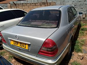 Mercedes-Benz C200 1996 Silver   Cars for sale in Central Region, Kampala
