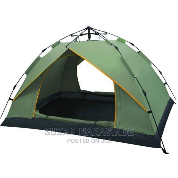 Automatic 4 People Camping Tent