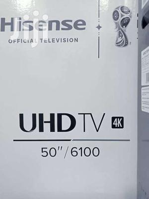 Hisense 50inches UHD 4k Smart