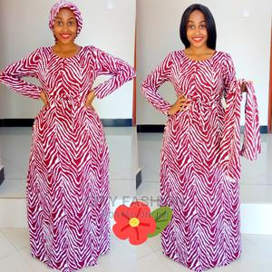 Long Beautiful Dress With a Veil   Clothing for sale in Central Region, Kampala