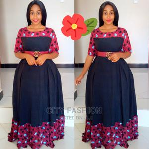 Long Beautiful Dress, Comes With the Belt | Clothing for sale in Central Region, Kampala