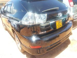 Toyota Harrier 2006 2.4 4WD Black   Cars for sale in Central Region, Kampala