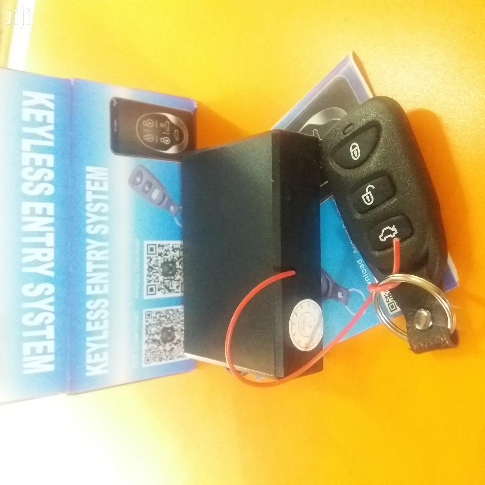 Car Alarms To Help You Secure Your Car | Vehicle Parts & Accessories for sale in Kampala, Central Region, Uganda