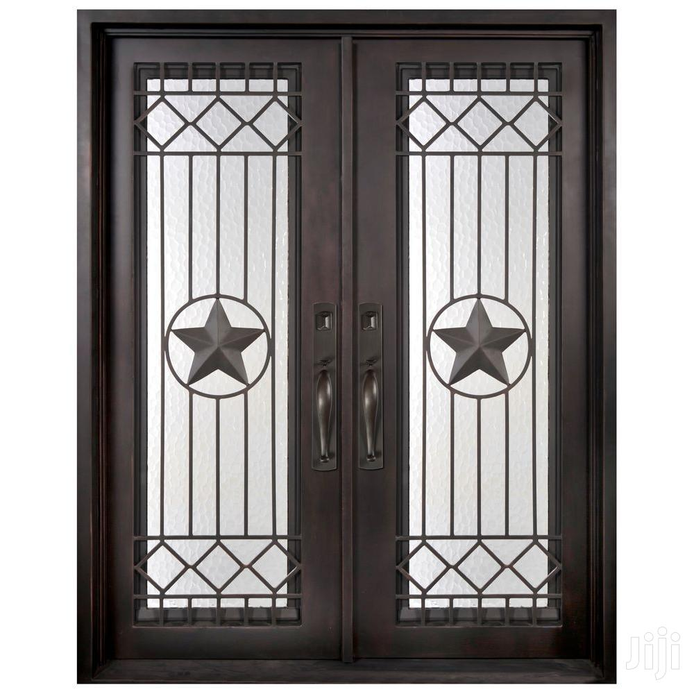 X310719 Wrought Iron Doors A | Doors for sale in Kampala, Central Region, Uganda