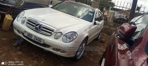 Mercedes-Benz E240 2007 White   Cars for sale in Central Region, Kampala