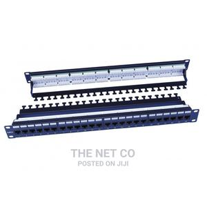D-Link 24 Port Patch Panel Cat6 UTP Unshielded Fully-Loaded | Networking Products for sale in Central Region, Kampala