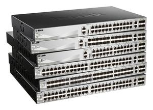 D-Link 48-Port L3 Virtual Stack Switch | Networking Products for sale in Central Region, Kampala
