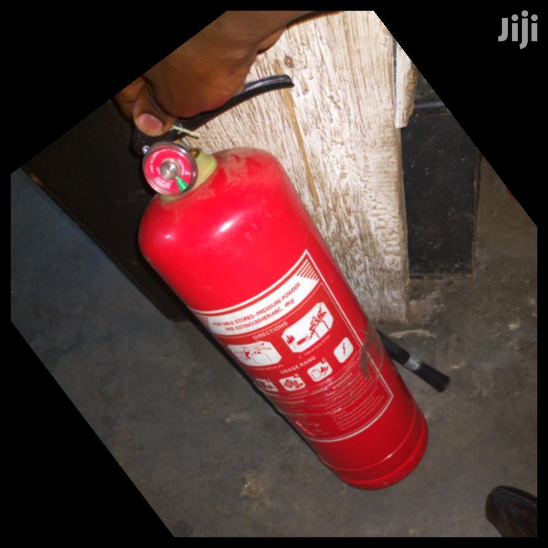 Fire Extinguisher | Safetywear & Equipment for sale in Kampala, Central Region, Uganda