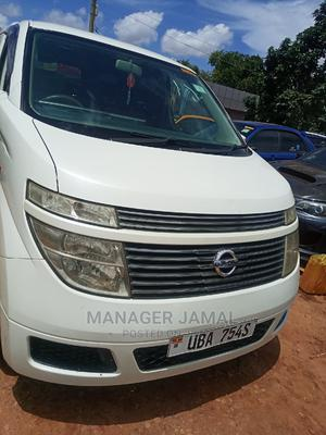 Nissan Elgrand 2006 White | Buses & Microbuses for sale in Central Region, Kampala