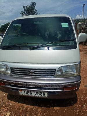 Toyota Townace 1998 White | Buses & Microbuses for sale in Central Region, Kampala