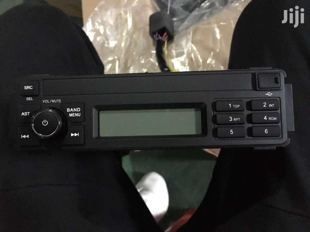 Toyota Car Radio | Vehicle Parts & Accessories for sale in Kampala, Central Region, Uganda