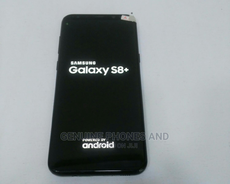 New Samsung Galaxy S8 Plus 64 GB Black | Mobile Phones for sale in Kampala, Central Region, Uganda
