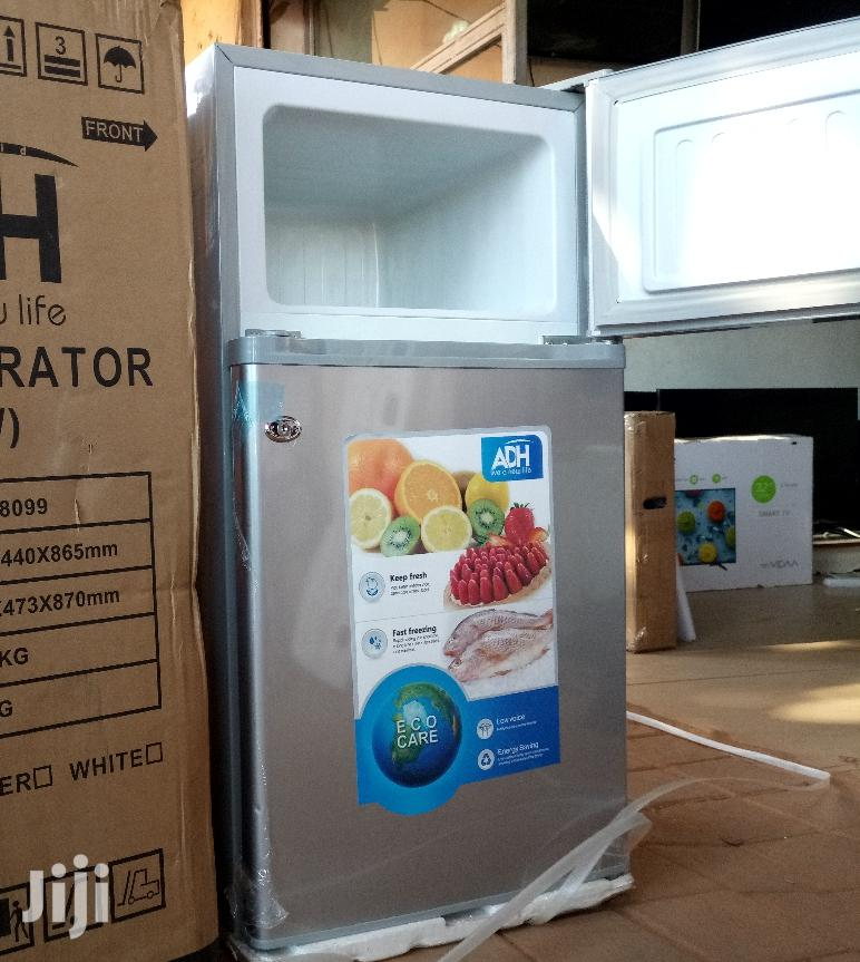 Archive: ADH Double Door Refrigerator 120L