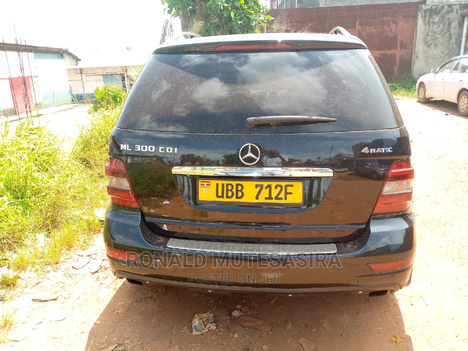 Mercedes-Benz M Class 2010 Black | Cars for sale in Kampala, Central Region, Uganda