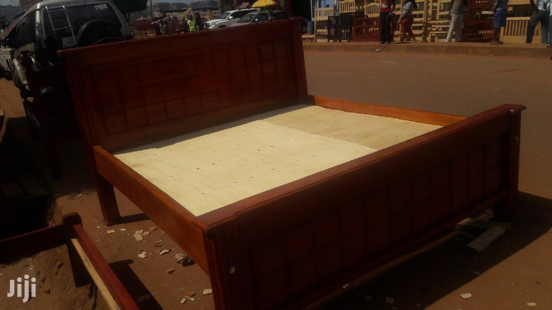 Simple Bed 5x6   Furniture for sale in Kampala, Central Region, Uganda