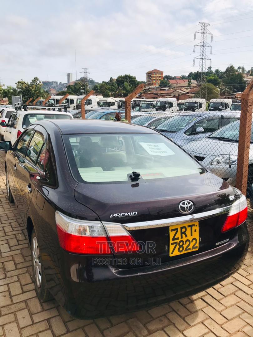 New Toyota Premio 2008   Cars for sale in Kampala, Central Region, Uganda