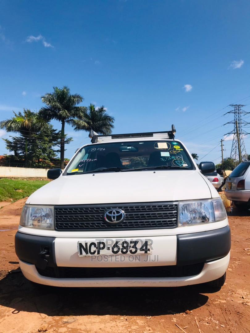 Toyota Probox 2012 White