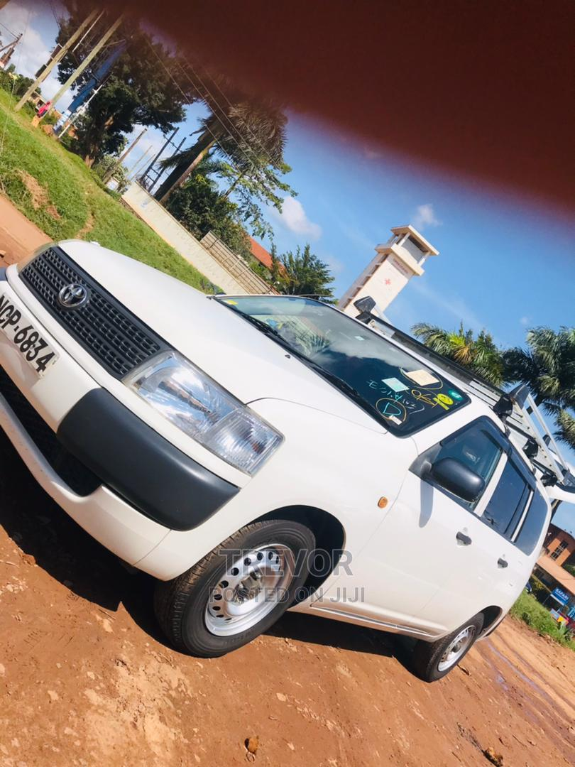 Toyota Probox 2012 White   Cars for sale in Kampala, Central Region, Uganda