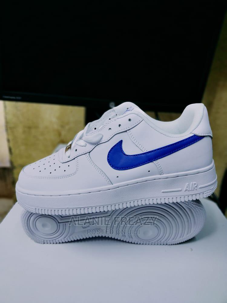 Nike Air Force 1 New Design   Shoes for sale in Kampala, Central Region, Uganda