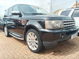 Land Rover Range Rover Sport 2008 Black   Cars for sale in Central Region, Kampala