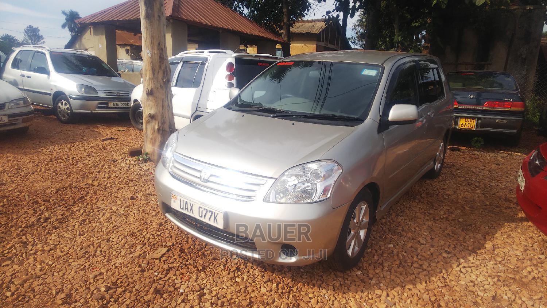 Toyota Raum 2002 Gold | Cars for sale in Kampala, Central Region, Uganda