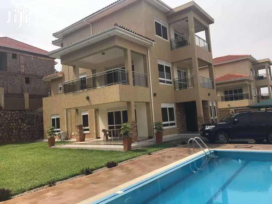 7 Bedrooms Nice House For Rent In Munyonyo