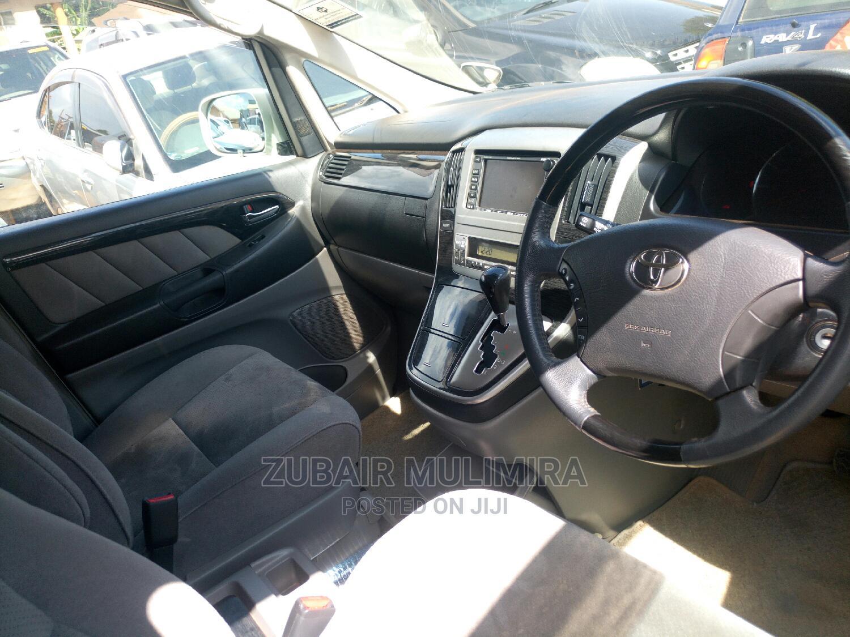 Archive: Toyota Alphard 2006 White