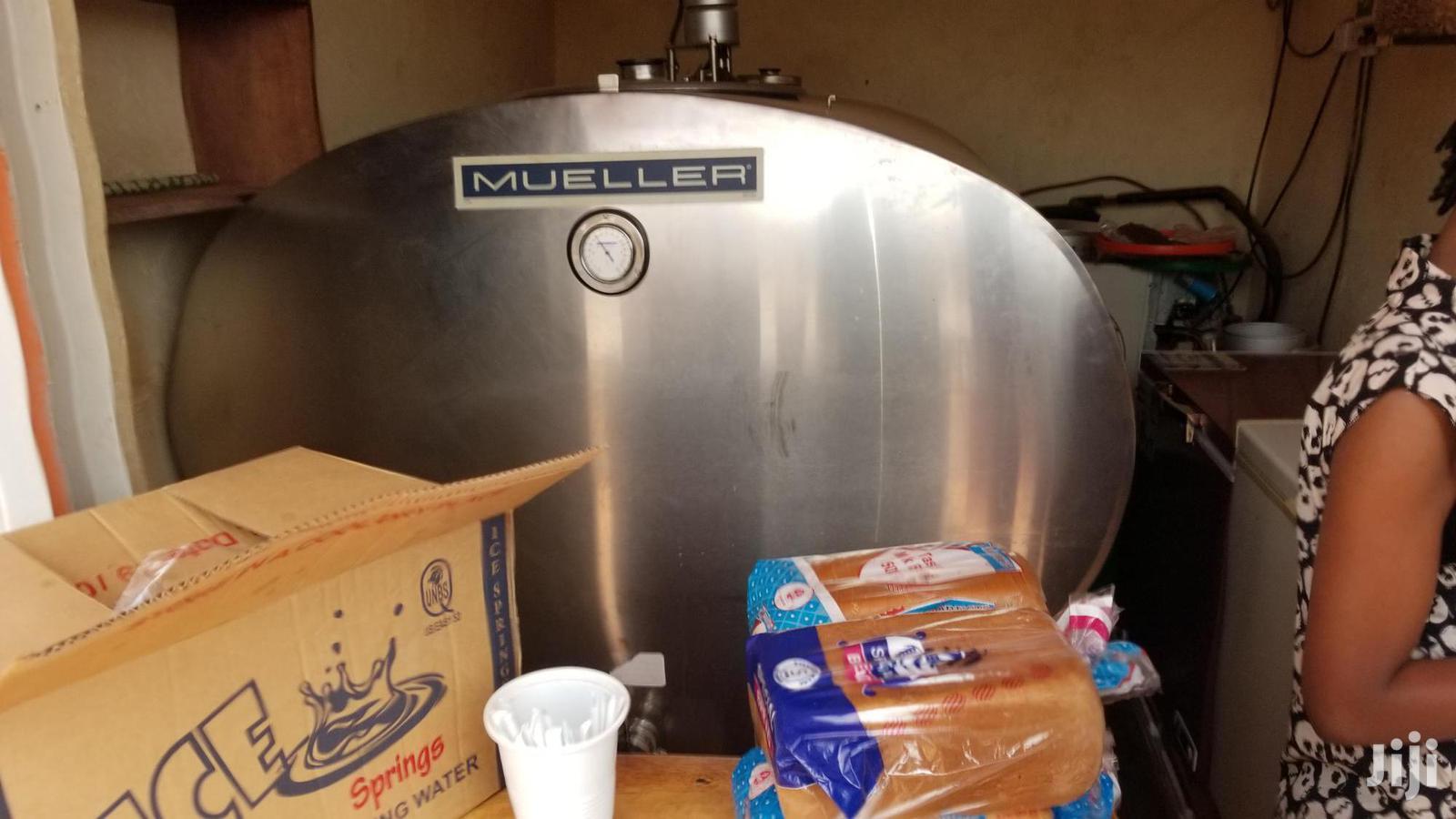 Archive: Milk Cooler 2000 Litres