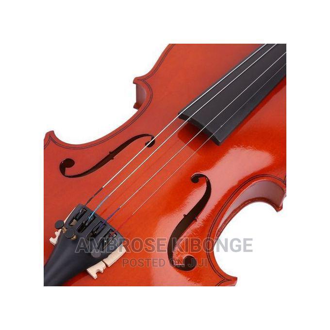 Solid Wood Violin 4/4 | Musical Instruments & Gear for sale in Kampala, Central Region, Uganda