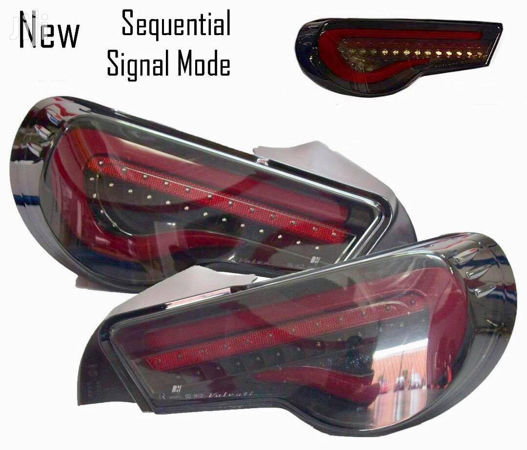New Tail Lights For Slap Cars