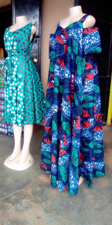 Archive: Long Free Dress