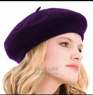 Woolen Berret Hat, Purple   Clothing Accessories for sale in Central Region, Kampala