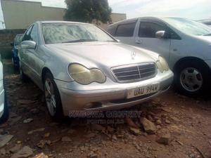 Mercedes-Benz C200 2003 Silver   Cars for sale in Central Region, Kampala