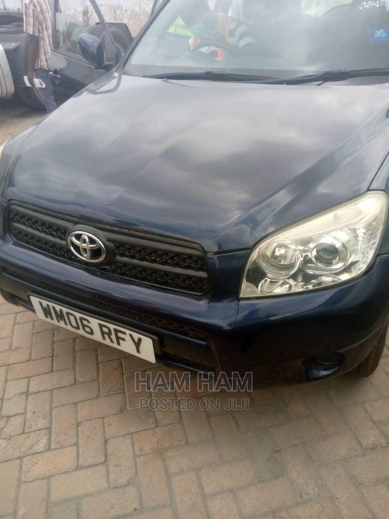 Toyota RAV4 2005 2.4 Blue | Cars for sale in Kampala, Central Region, Uganda